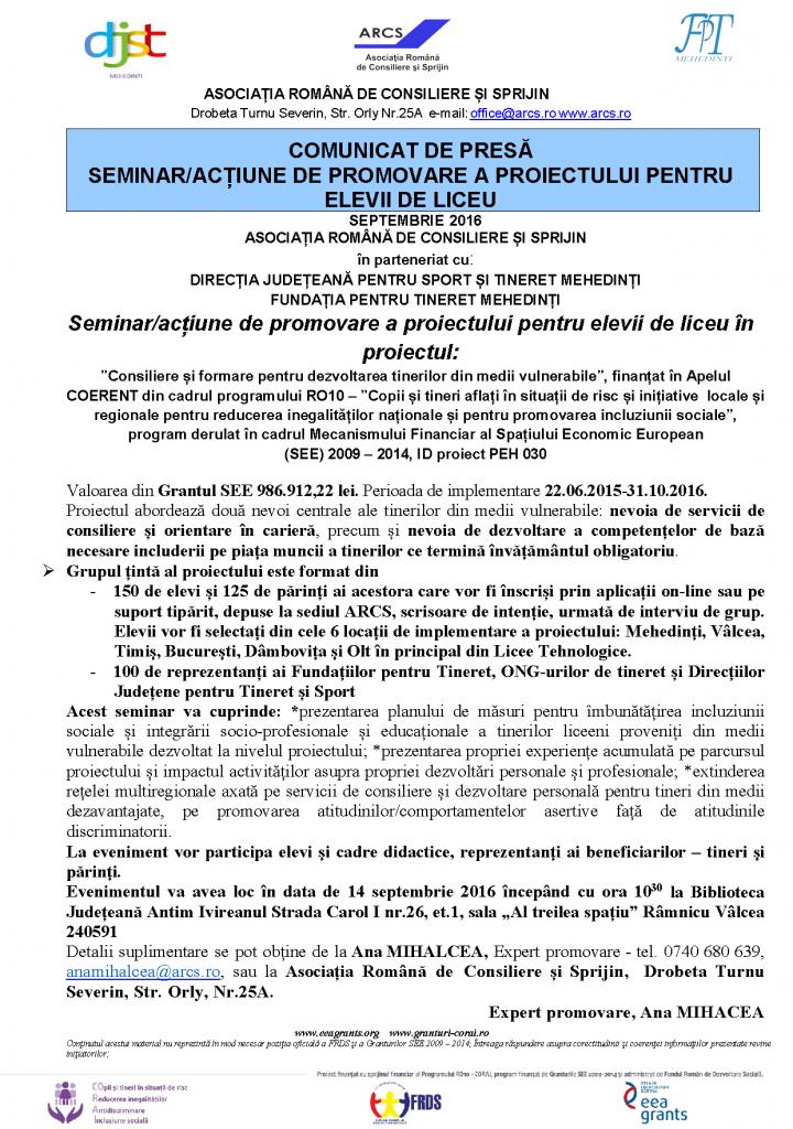 comunicat_seminar_valcea_licee